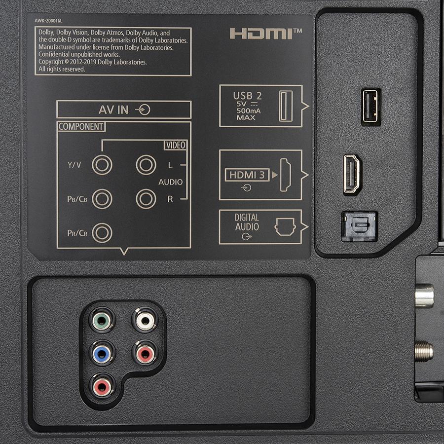 Panasonic TX-40HX820E - Connectique