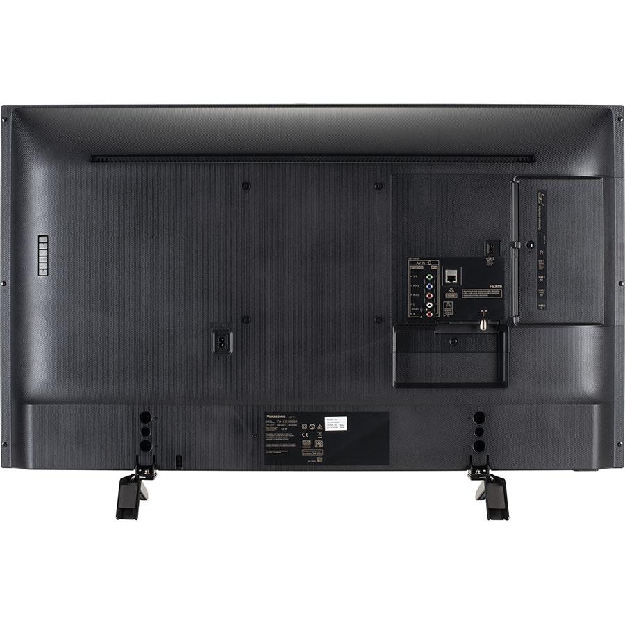 Panasonic TX-43FX600E - Vue de dos