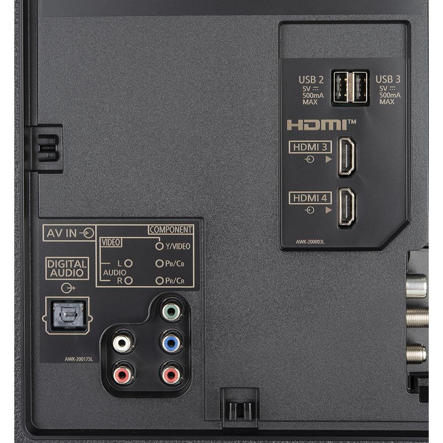 Panasonic TX-43HX940E - Connectique