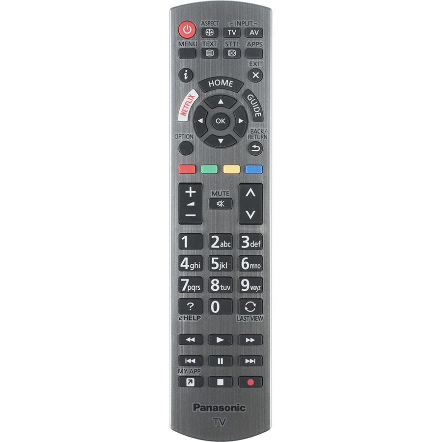 Panasonic TX-58EX700E - Télécommande