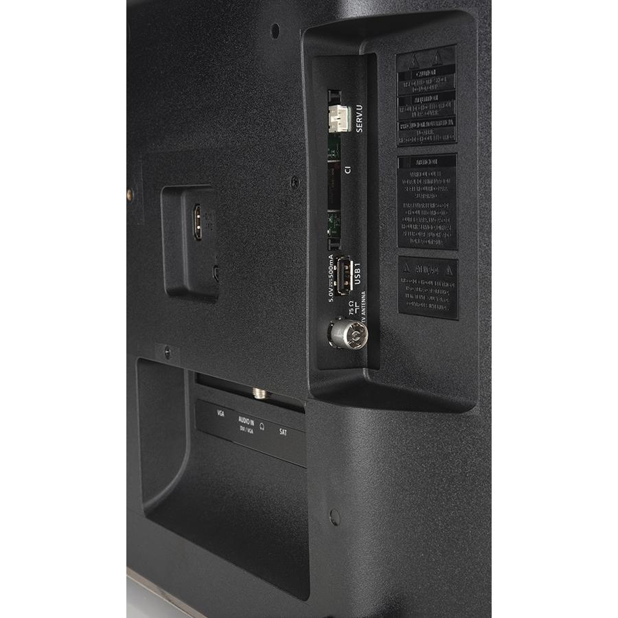 Philips 24PFS5525/12 - Connectique