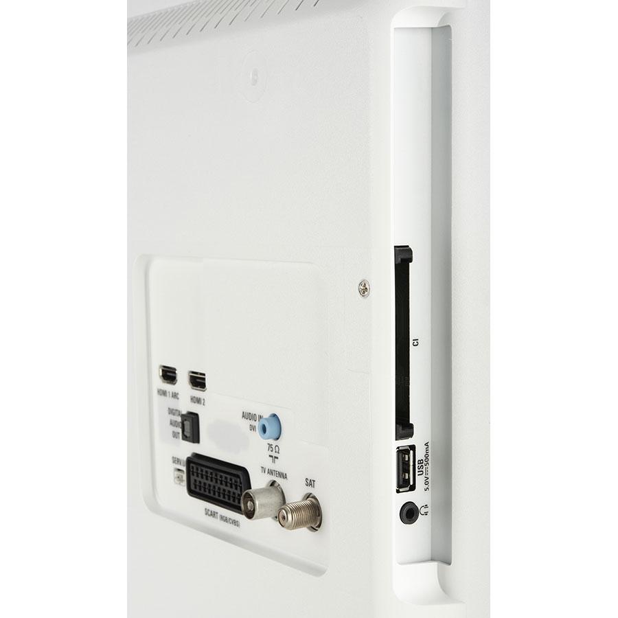 Philips 32PFS5603/12 - Connectique