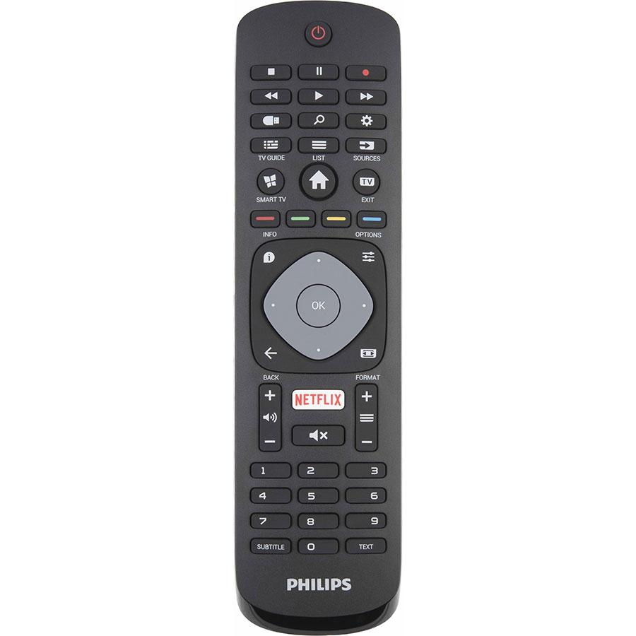 Philips 32PFS5803/12 - Télécommande