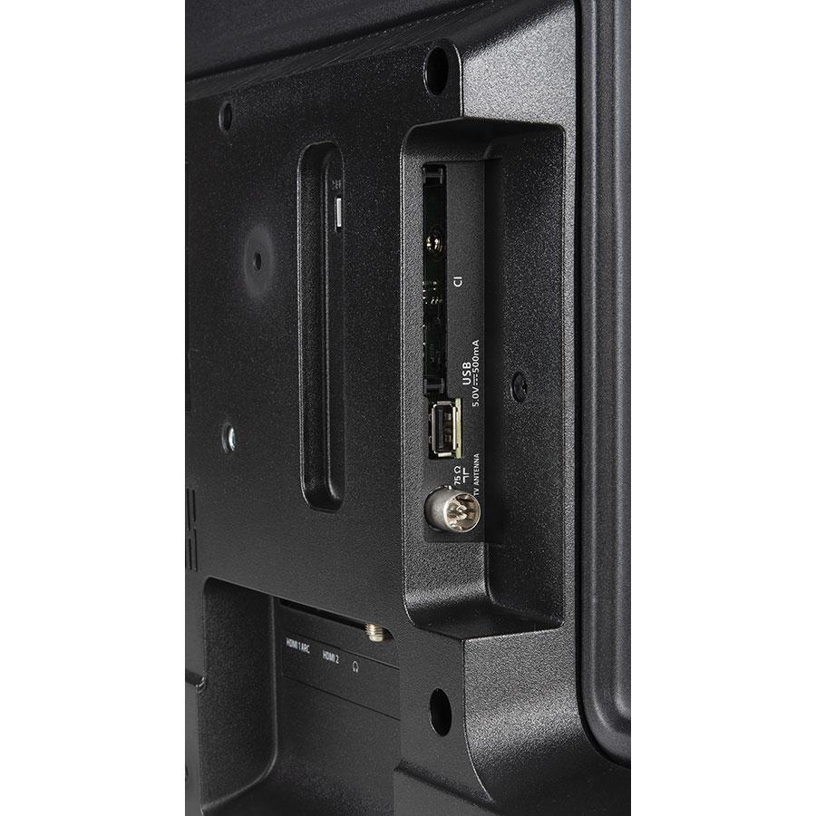 Philips 43PFS5503/12 - Connectique