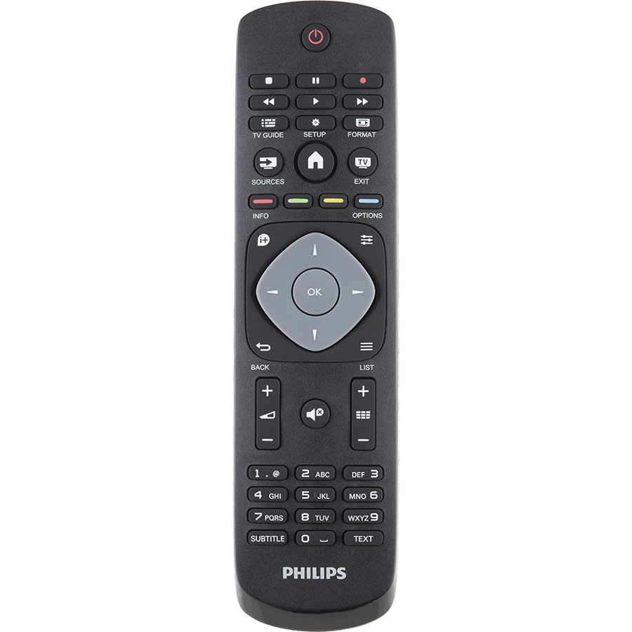 Philips 43PFS5503/12 - Télécommande