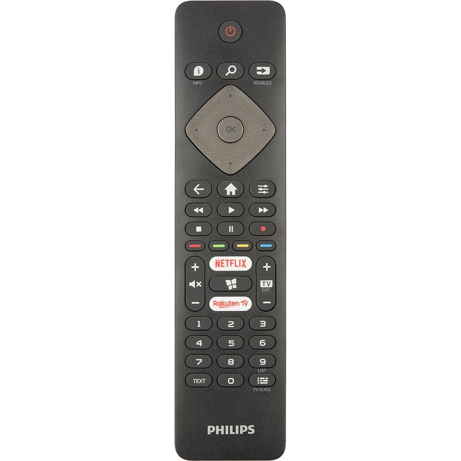 Philips 43PFS6805 - Télécommande