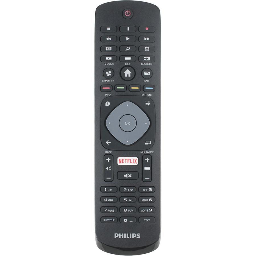 Philips 43PUS6162/12 - Télécommande