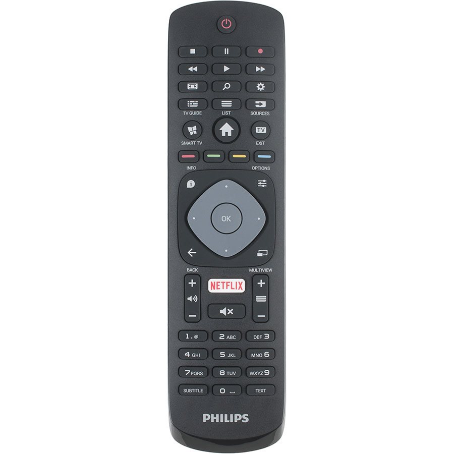 Philips 43PUS6262/12 - Télécommande