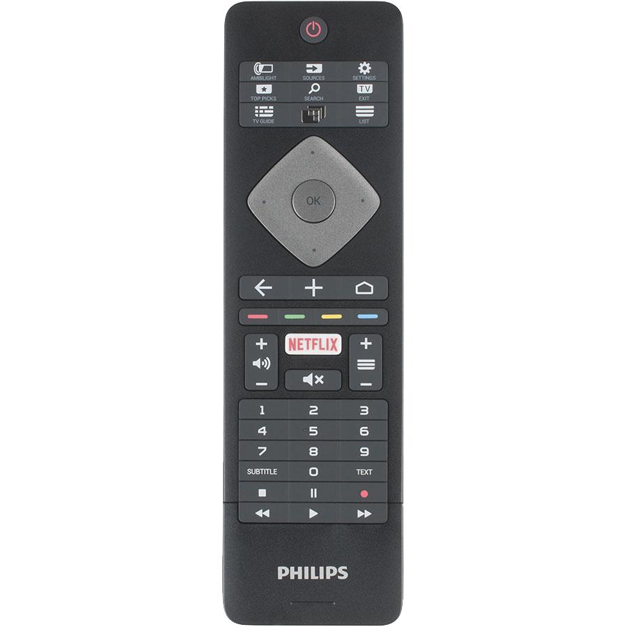test philips 43pus6501 12 t l viseur ufc que choisir. Black Bedroom Furniture Sets. Home Design Ideas