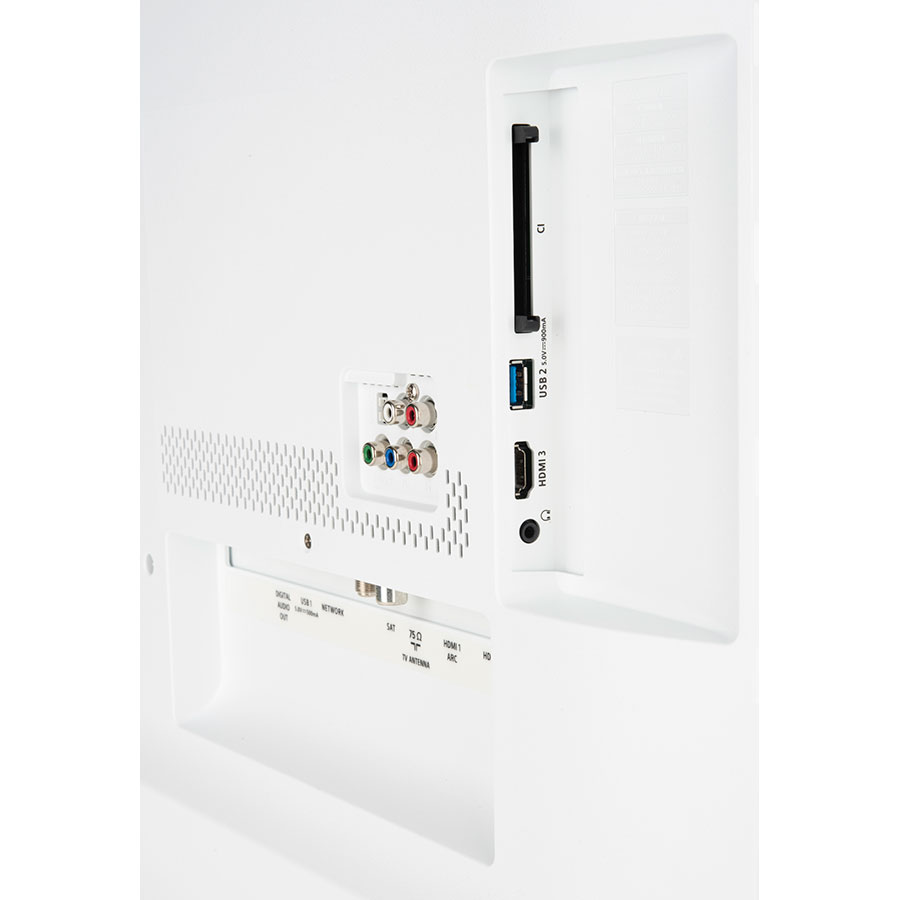 Philips 43PUS6804 - Connectique