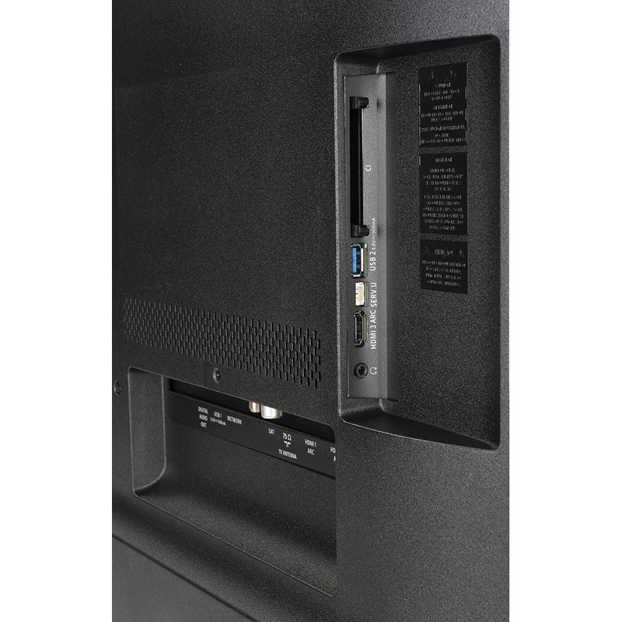 Philips 43PUS7805 - Connectique