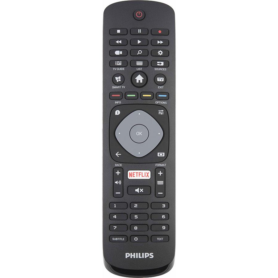 Philips 50PUS6503/12 - Télécommande