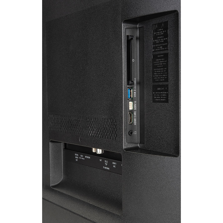 Philips 50PUS7805 - Connectique