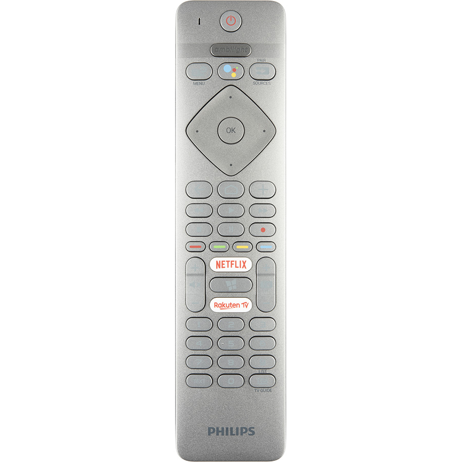 Philips 50PUS8804 - Télécommande