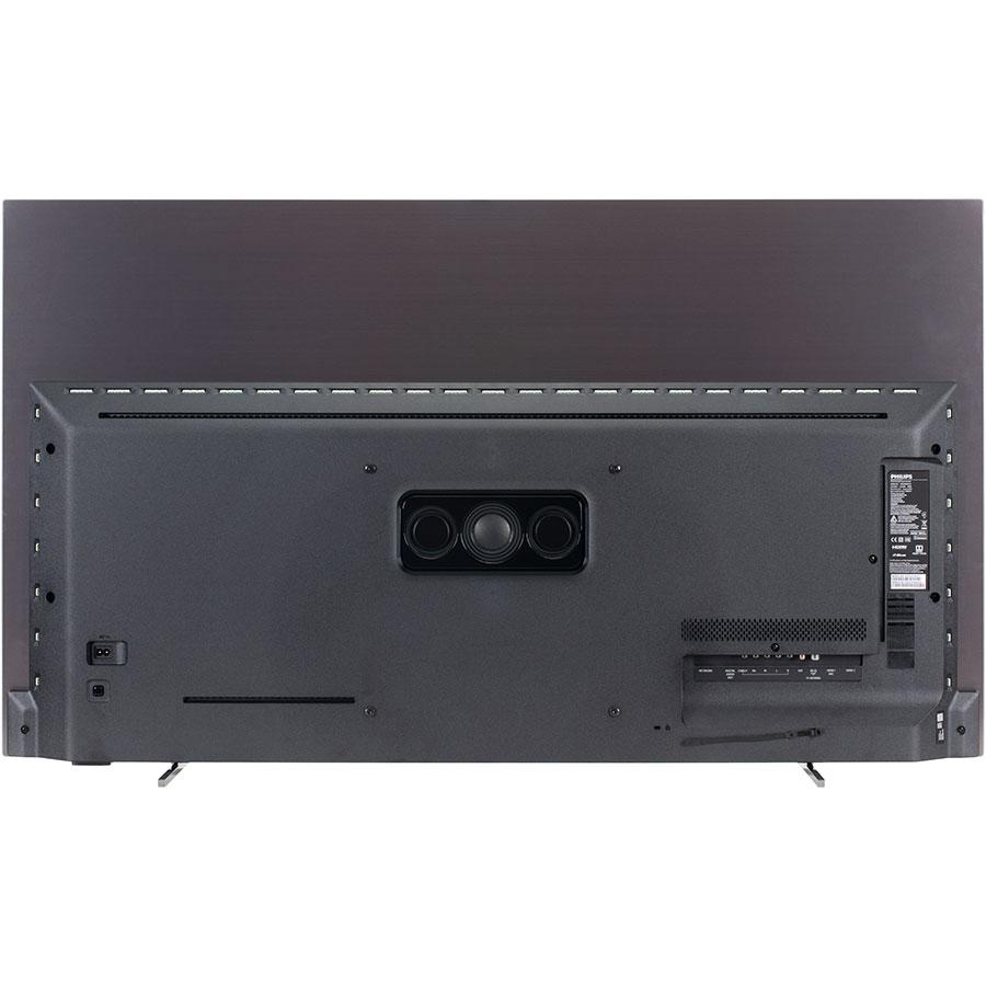 Philips 55OLED754 - Vue de dos