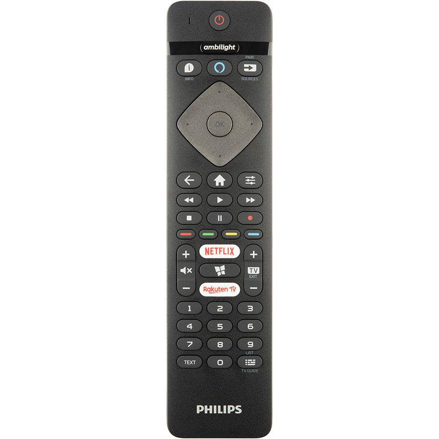 Philips 55OLED754 - Télécommande