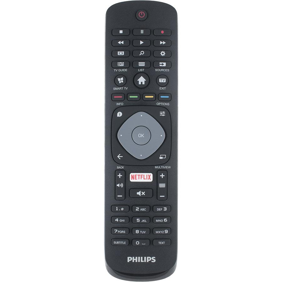 Philips 55PUS6162/12 - Télécommande