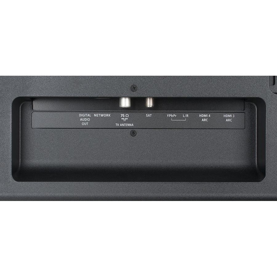test philips 55pus6412 12 t l viseur ufc que choisir. Black Bedroom Furniture Sets. Home Design Ideas