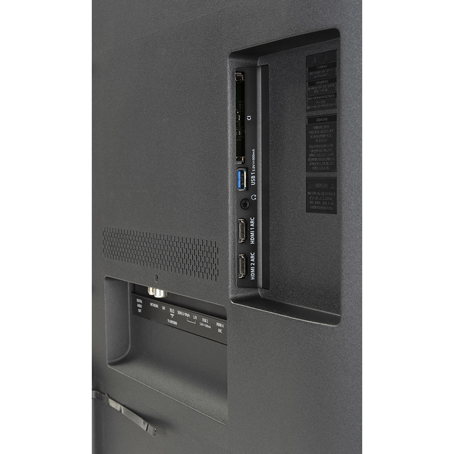 Philips 55PUS8804 - Connectique