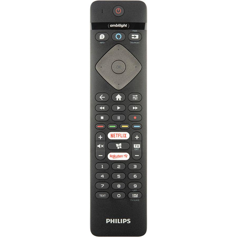Philips 65OLED754 - Télécommande