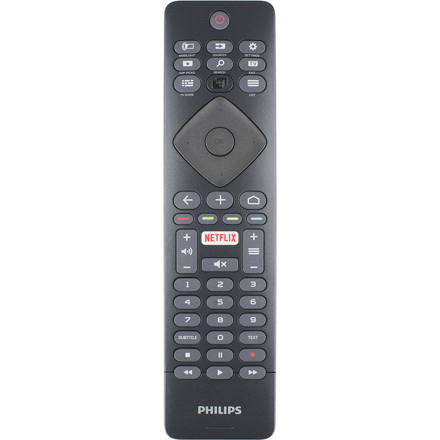 Philips 65OLED873/12 - Télécommande