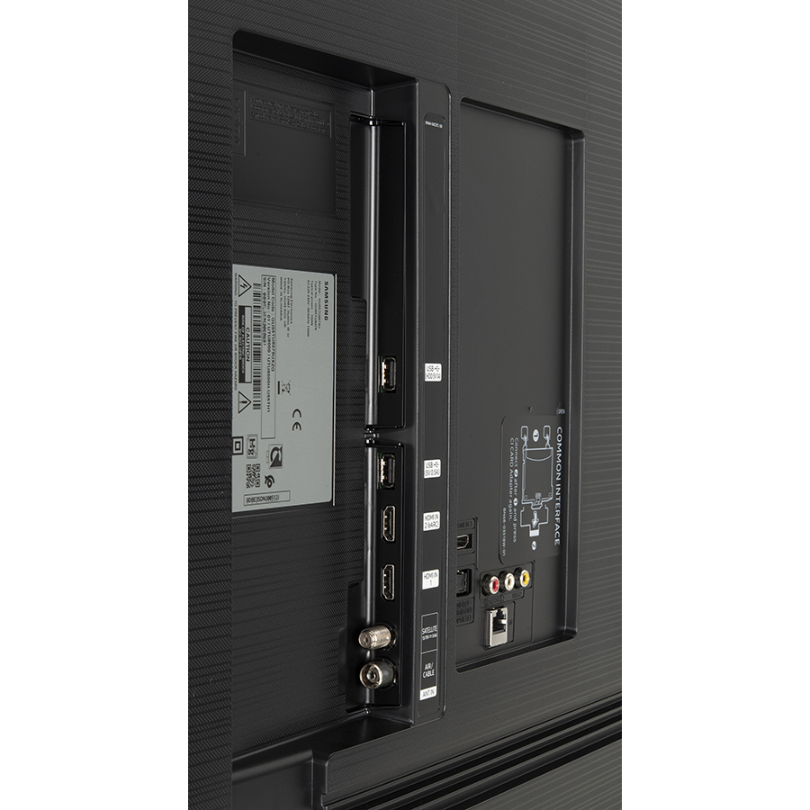 Samsung GU55TU8079 - Connectique