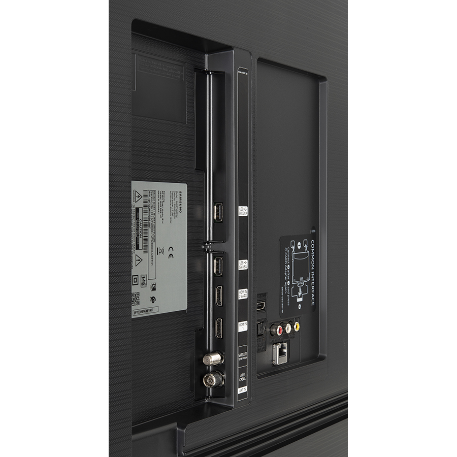 Samsung GU65TU8079 - Connectique