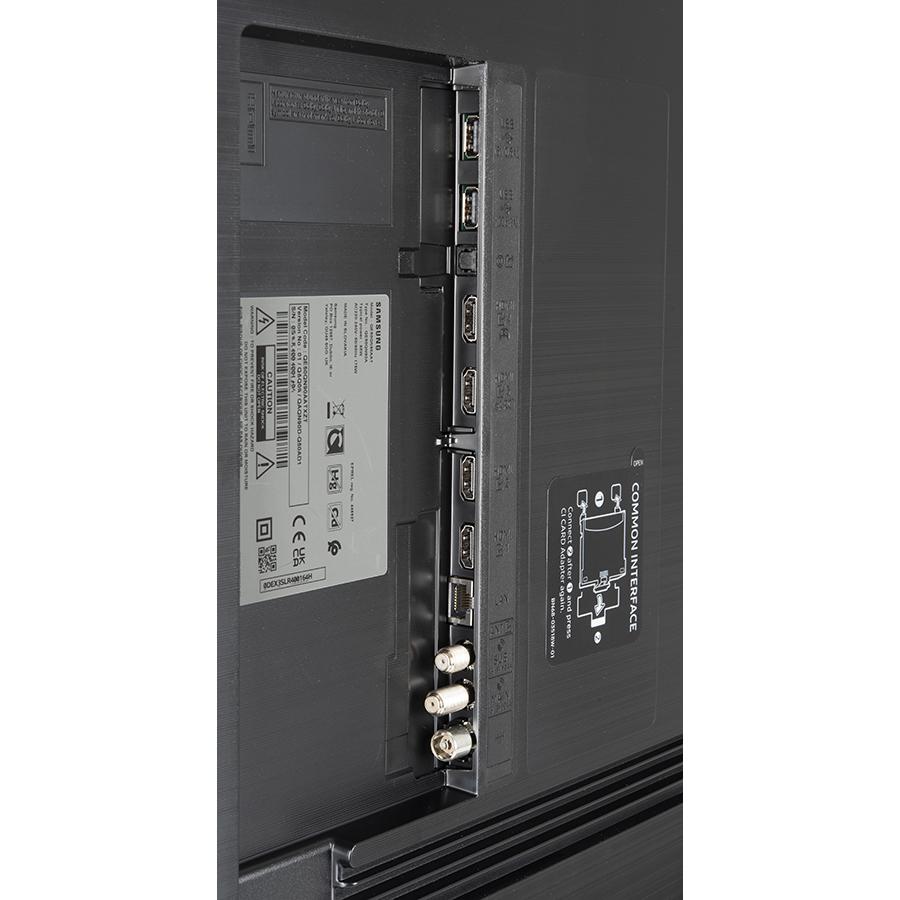 Samsung QE50QN90AATXXU - Connectique