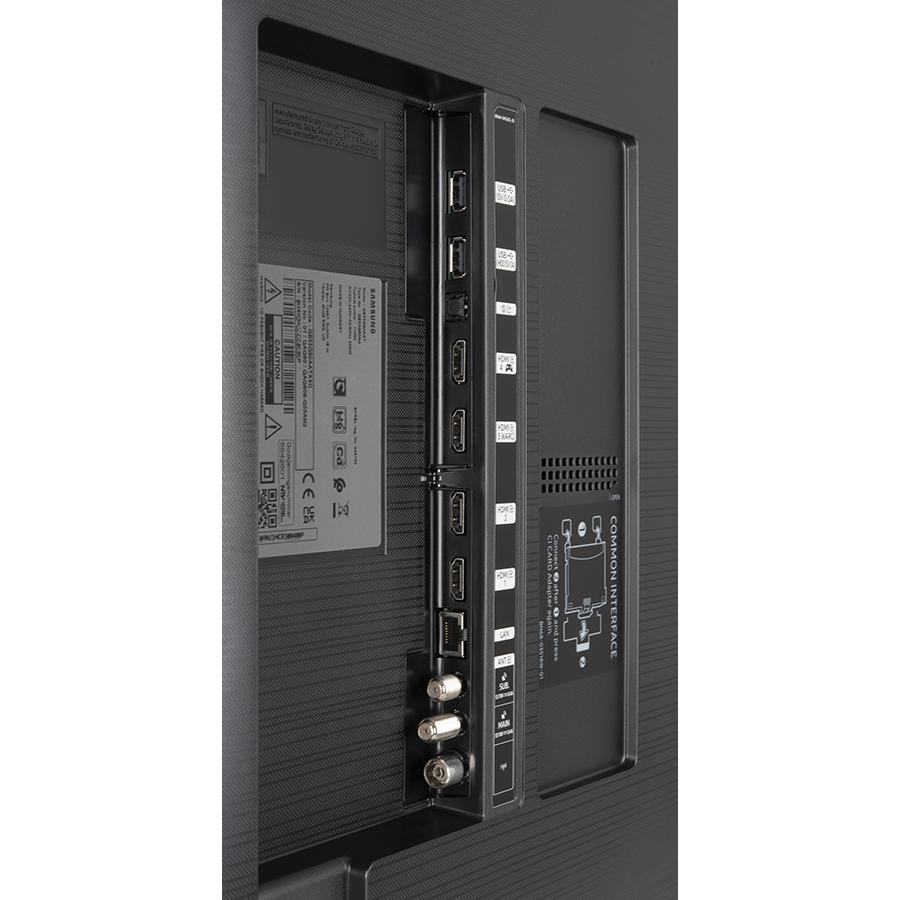 Samsung QE55Q80A - Connectique
