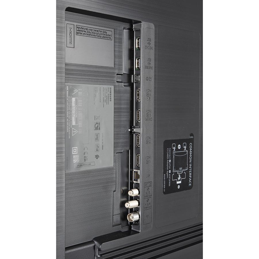 Samsung QE55QN90AATXXU - Connectique