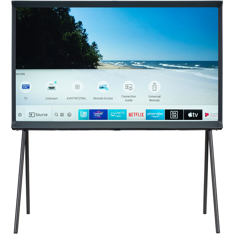 Samsung The Serif 2019 QE43LS01R - Vue de face