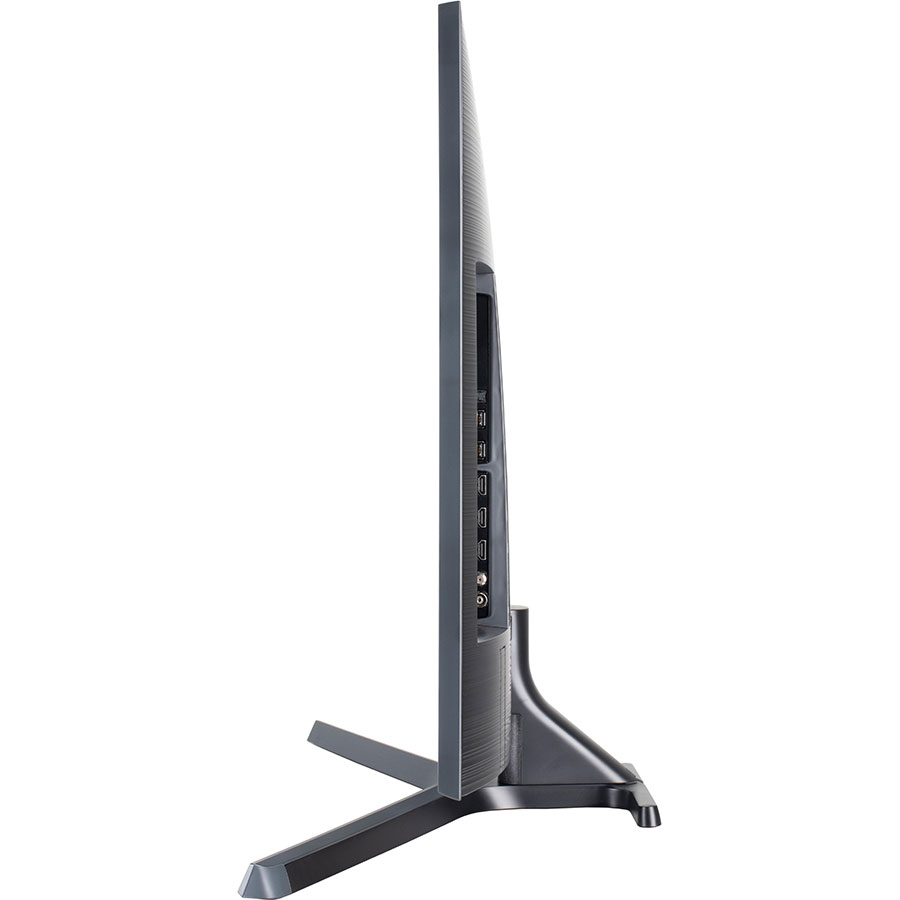 Samsung UE43RU7405 - Vue de côté