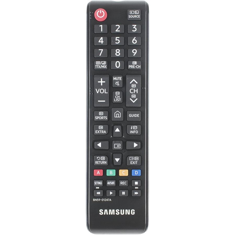 Samsung UE49K6300 - Télécommande