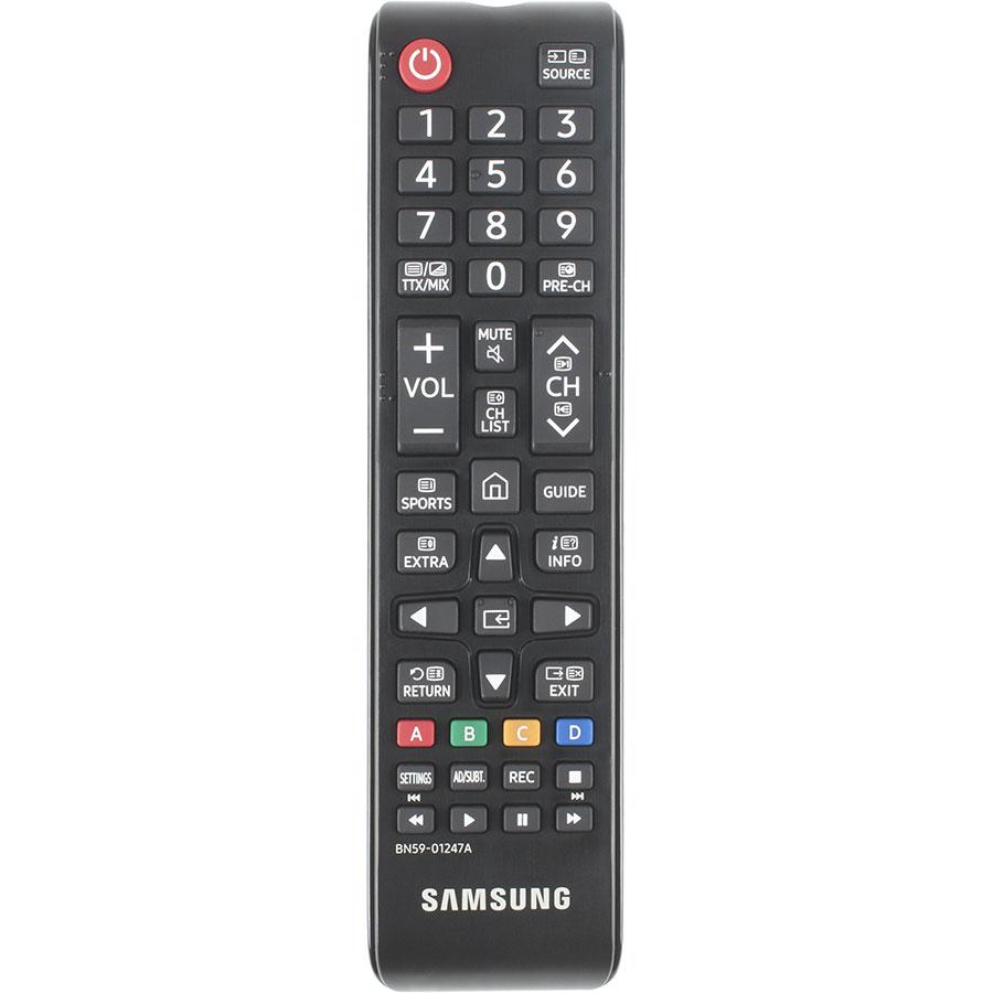 Samsung UE49KU6100 - Télécommande
