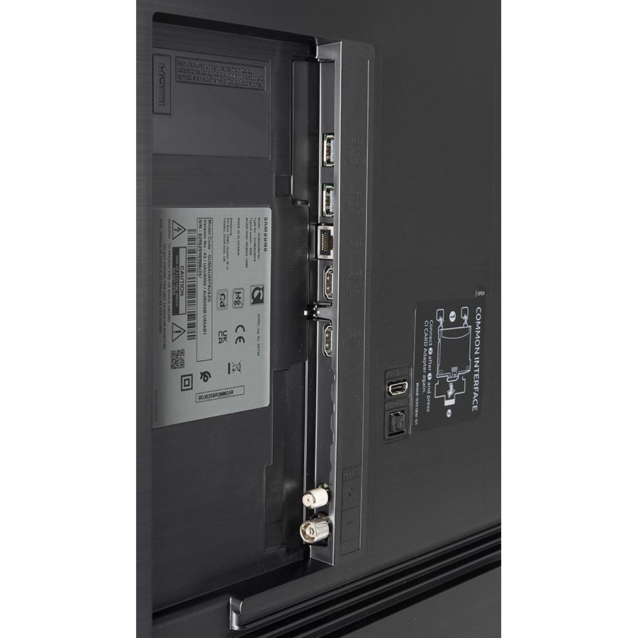 Samsung UE50AU8075 - Connectique