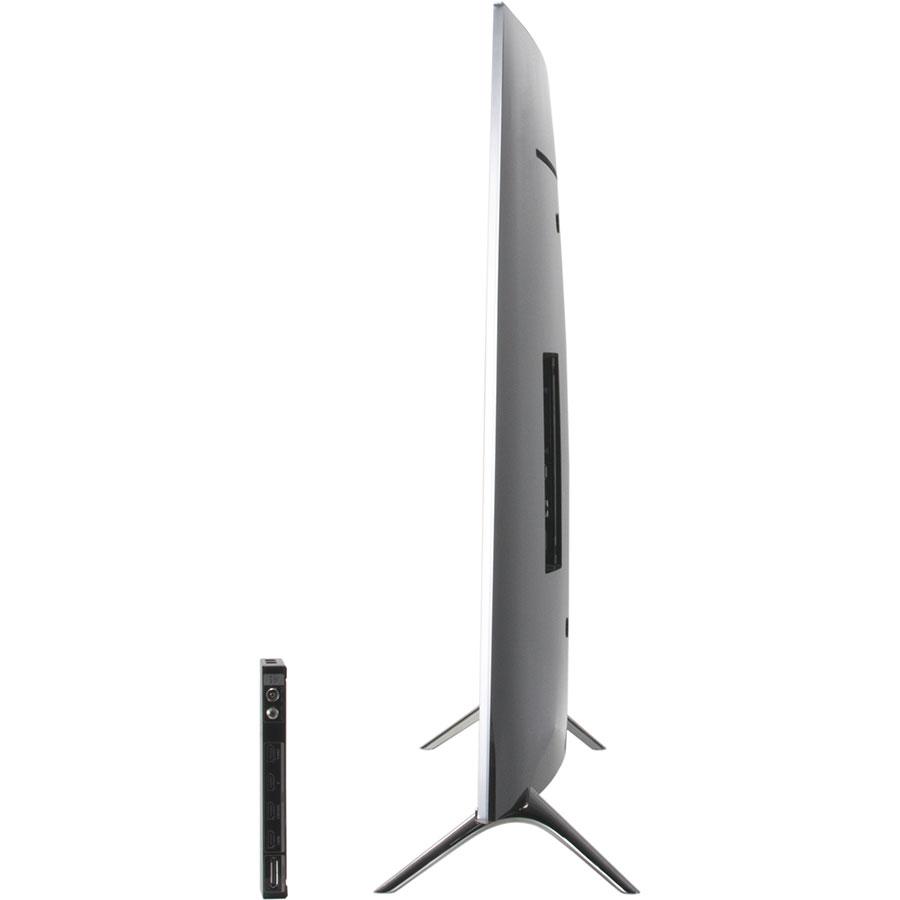 Samsung UE55KS7500 - Vue de côté