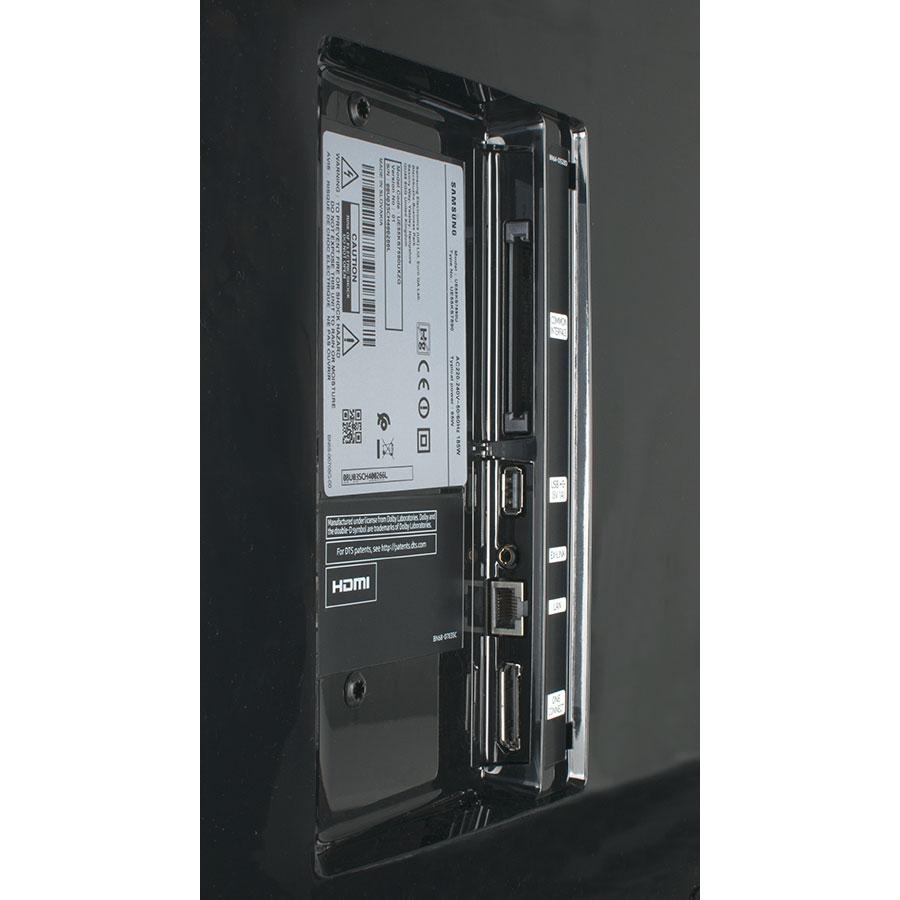 Samsung UE55KS7500 - Connectique