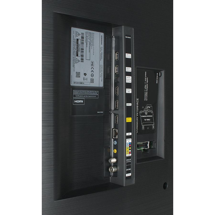 Samsung UE55KU6470 - Connectique