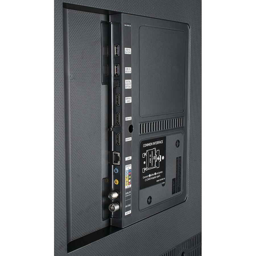 Samsung UE65MU6175 - Connectique