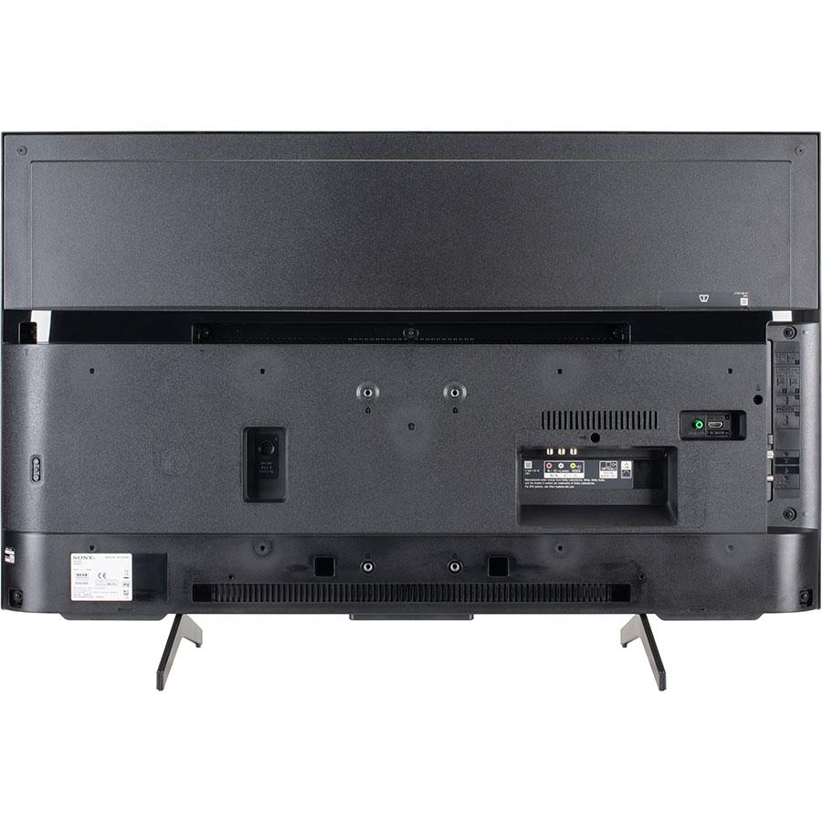 Sony KD-43X7055 - Vue de dos