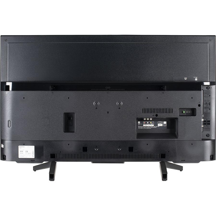 Sony KD-43XF7005BAEP - Vue de dos