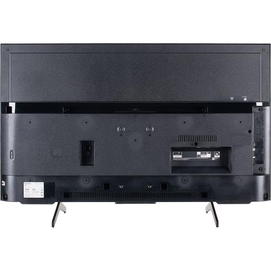 Sony KD-43XH8096 - Vue de dos