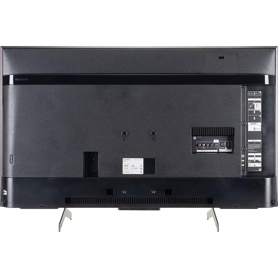 Sony KD-43XH8505 - Vue de dos