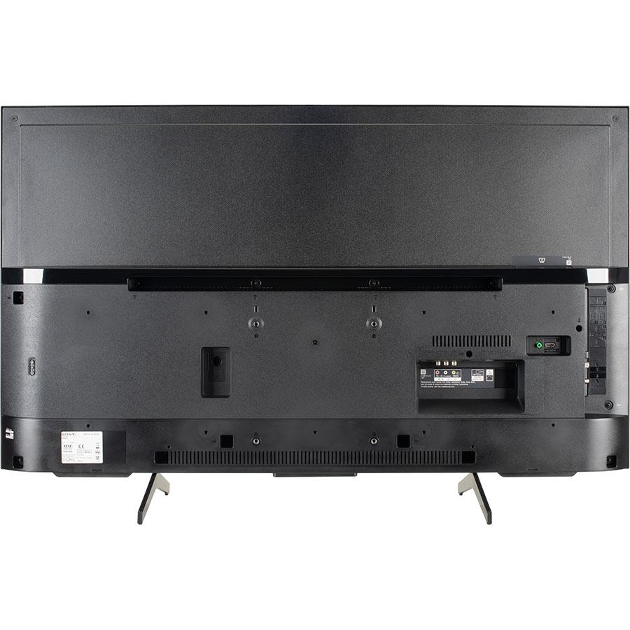 Sony KD-49X7055 - Vue de dos