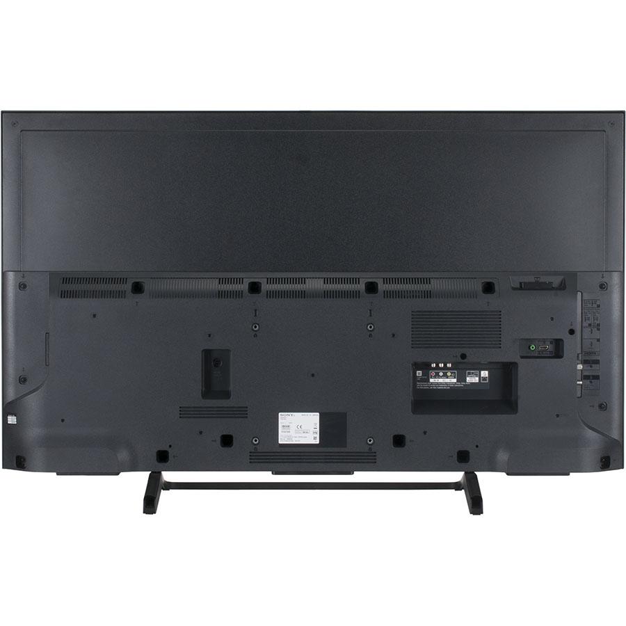 Sony KD-49XE7005 - Vue de dos