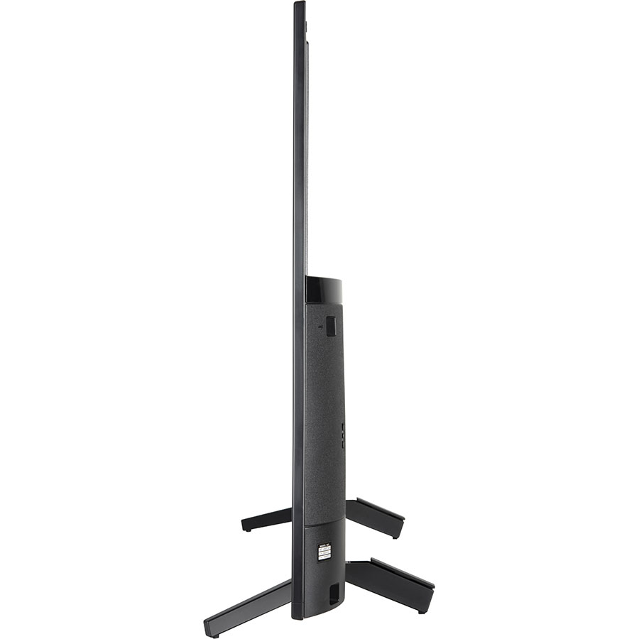 Sony KD-49XF7005BAEP - Vue de côté