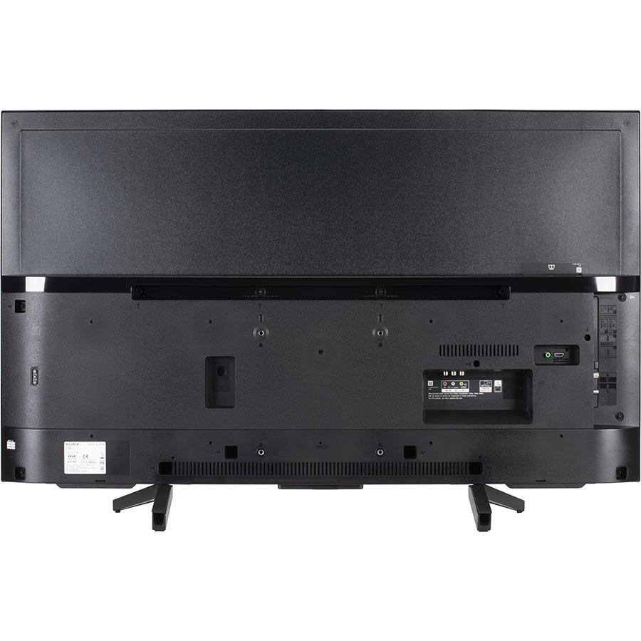 Sony KD-49XF7005BAEP - Vue de dos