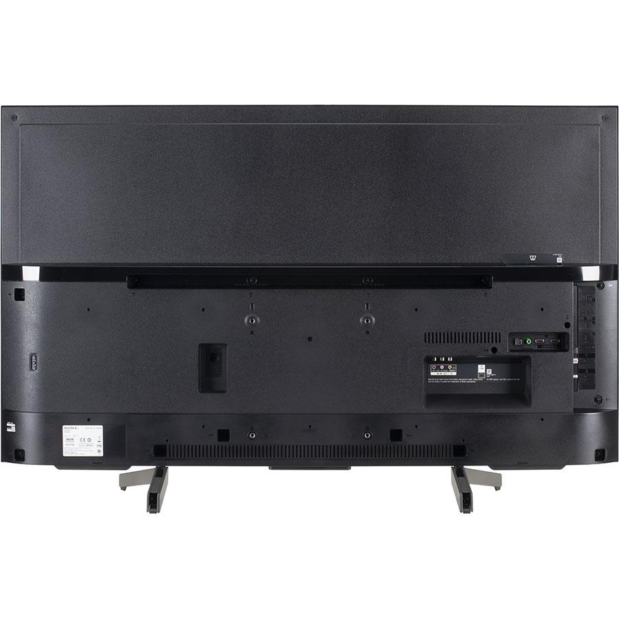 Sony KD-49XG8096 - Vue de dos