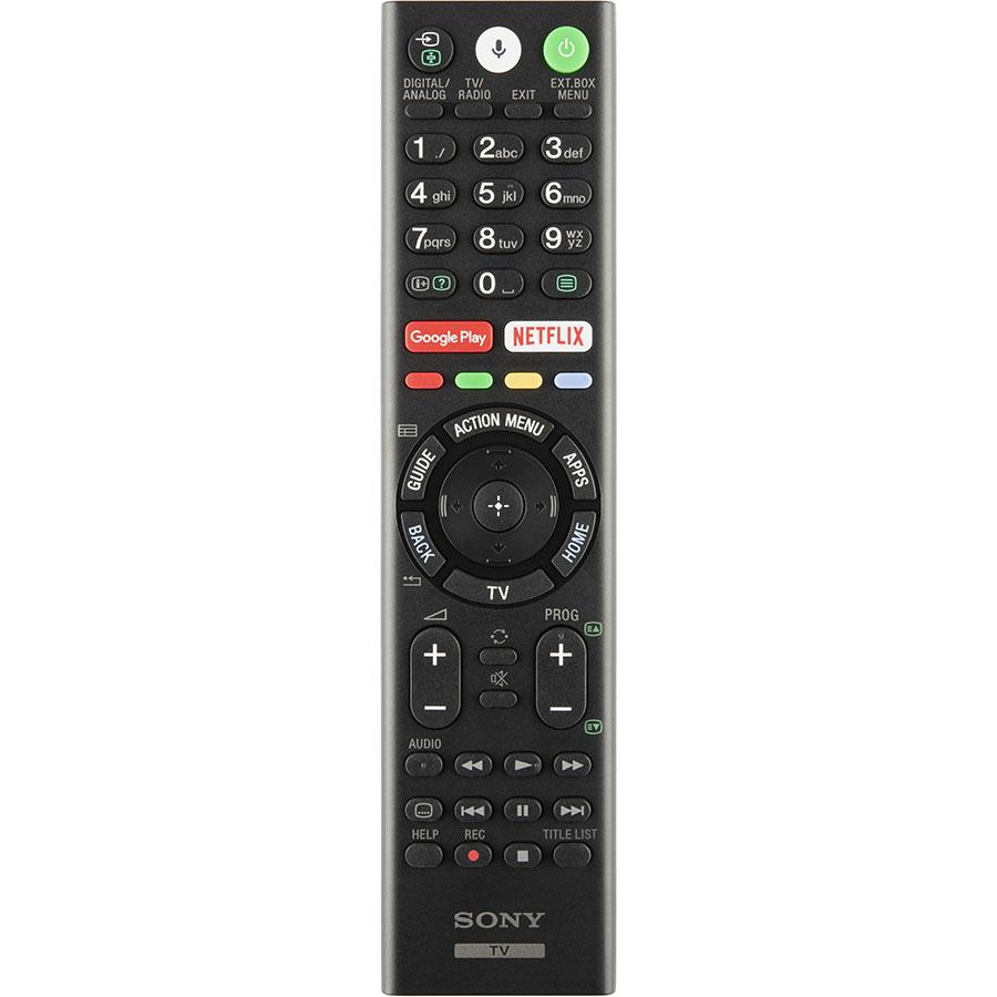 Sony KD-49XG8096 - Télécommande
