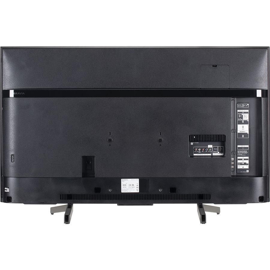 Sony KD-49XG8305 - Vue de dos